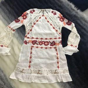 Cecilia Mini Dress For Love and Lemons